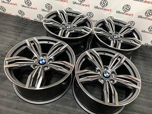"19"" BMW M6 STYLE ALLOY WHEELS"