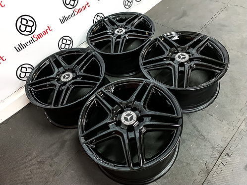 "18"" GENUINE MERCEDES AMG AMG ALLOY WHEELS"