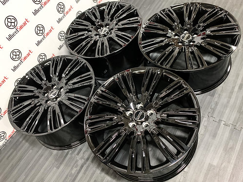 "22"" RANGE ROVER VS STYLE ALLOY WHEELS"