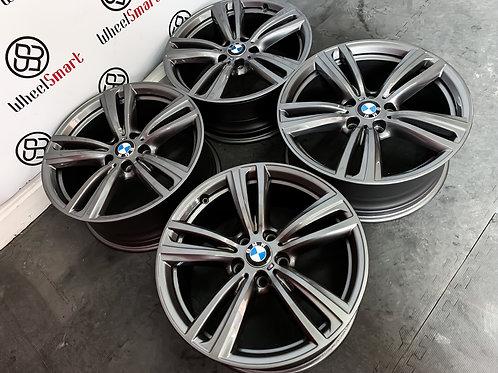"""19"""" GENUINE BMW 442 ALLOY WHEELS"""
