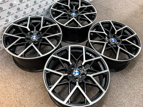 "22"" BMW  M-PERFORMANCE V3 STYLE ALLOY WHEELS"