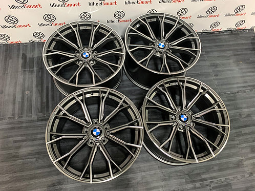 "19"" BMW M-PERFORMANCE V2 STYLE ALLOY WHEELS"