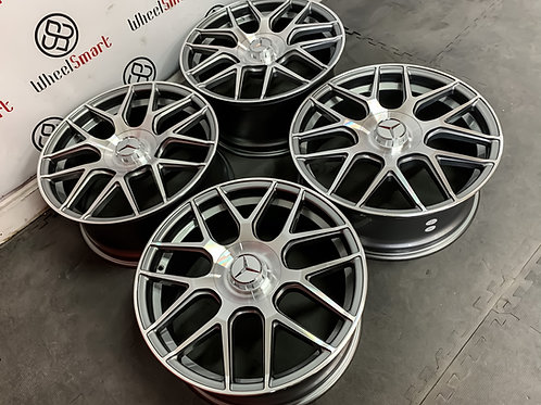 "19"" MERCEDES AMG63 E STYLE ALLOY WHEELS"