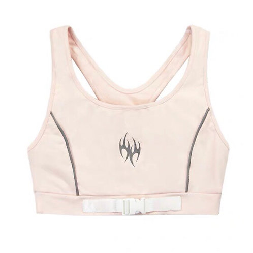 Pink 3M Reflective Vest