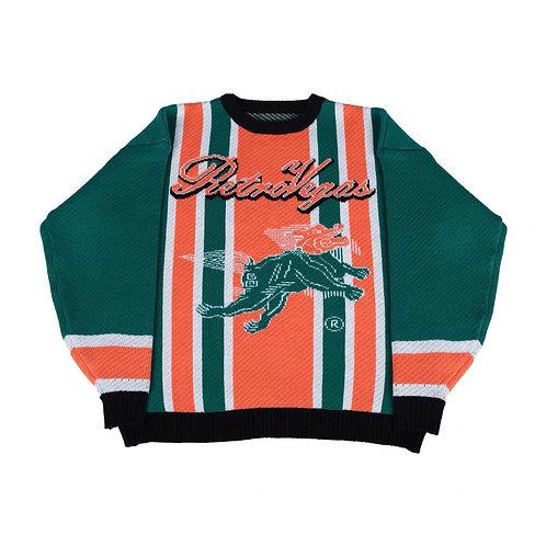 RTVG Unisex Reversible Knitted Sweater