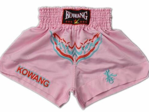 Boxer Shorts with Embroidery