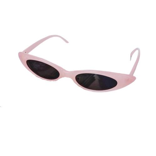 Pink Alien Sunglasses
