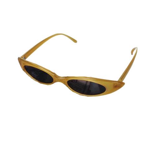 Brown Alien Sunglasses