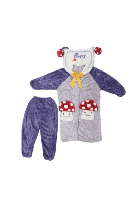 Extra Warm Lilac Homewear Set