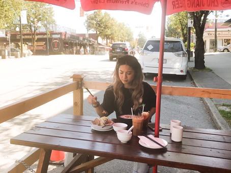 疫情衝擊下的餐廳業新面貌—臨時露天座位