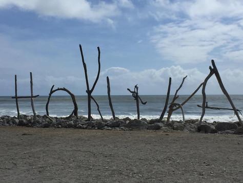 Hokitika. How to get your own Greenstone (Pounamu) | New Zealand