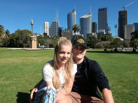 Sydney. First impressions.