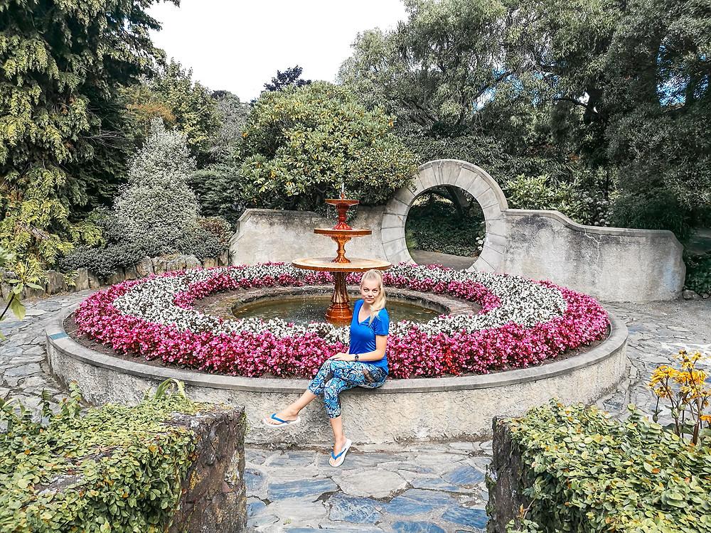 Oamaru Public Garden