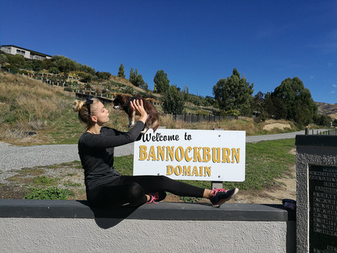 Bannockburn. Our Second home and our kiwi family. | New Zealand.