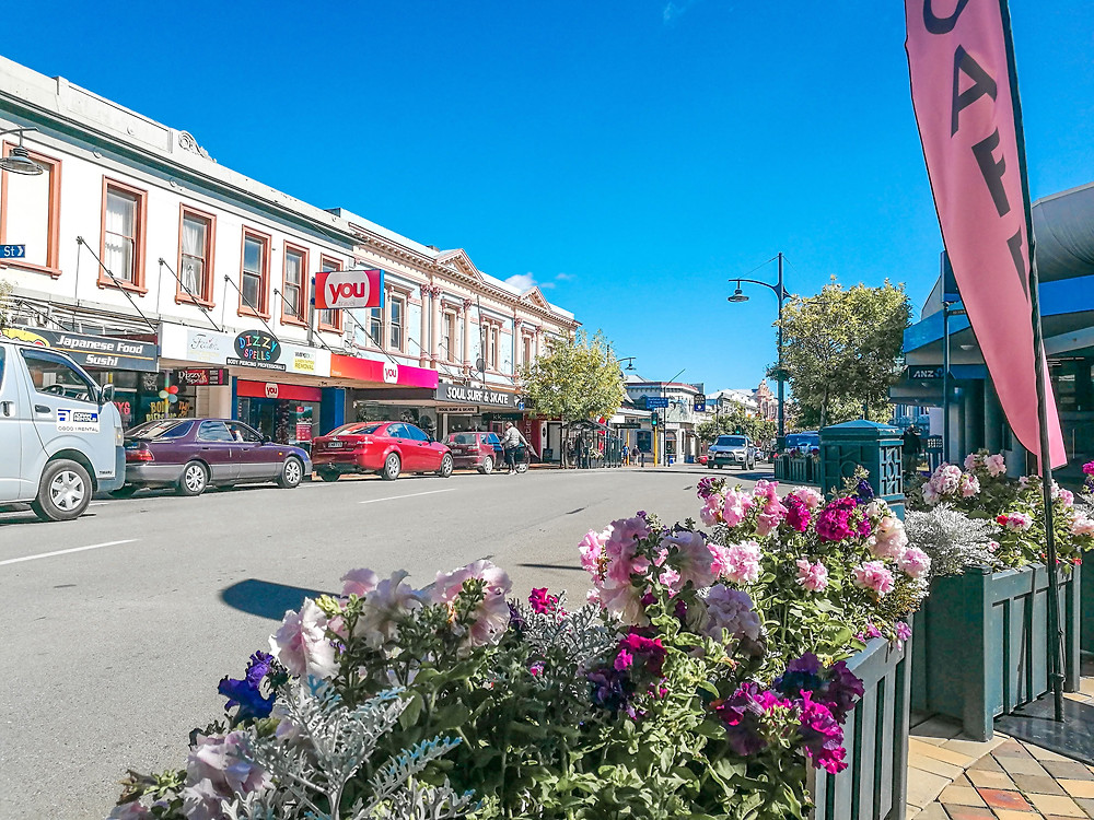 Timaru New Zealand