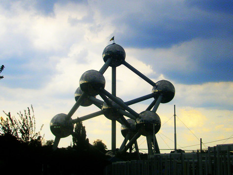 Brussels meadows and swamps PART 1 (How to visit Brussels in most interesting and exciting way! ).