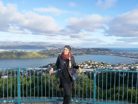 Wellington - the city of Wind.