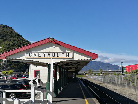 Greymouth and Blackball. New Zealand | Should you go there?