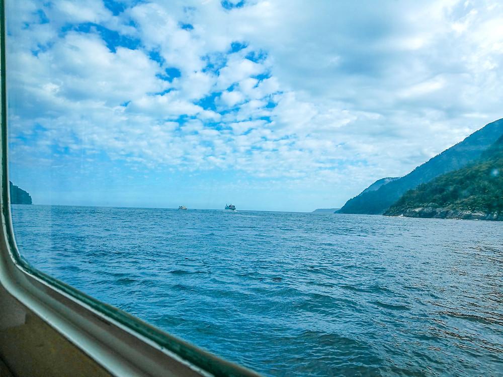 Go Organge Milford Sound Cruise