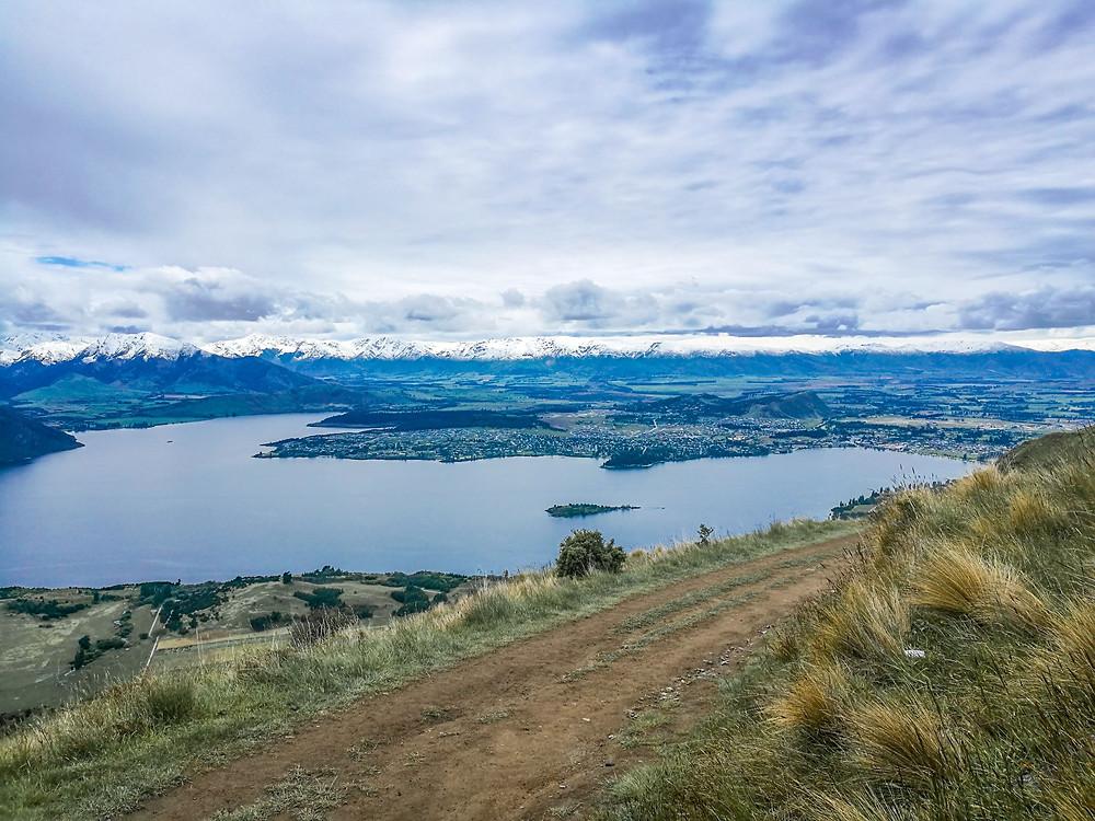 Roys Peak trail Wanaka