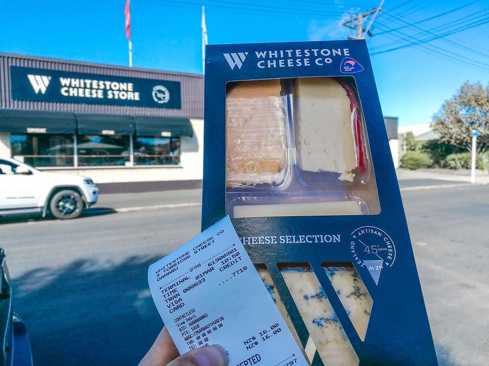 Whitestone Cheese store