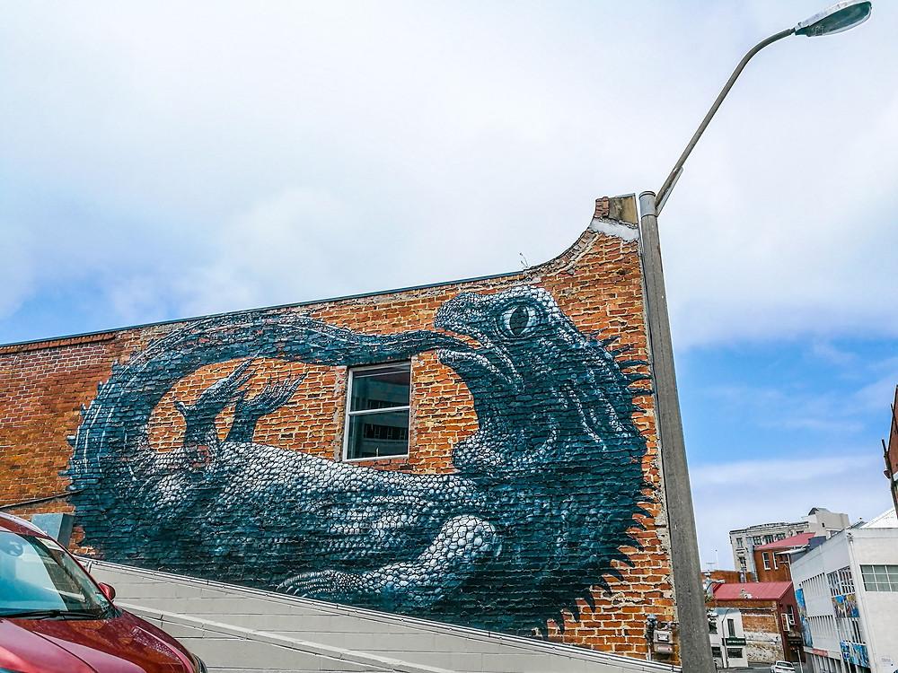Wall art Dunedin
