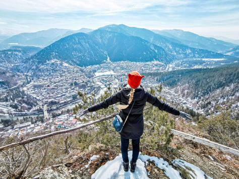 Budget Friendly trip to Borjomi, Georgia. | Visit Georgia in winter.