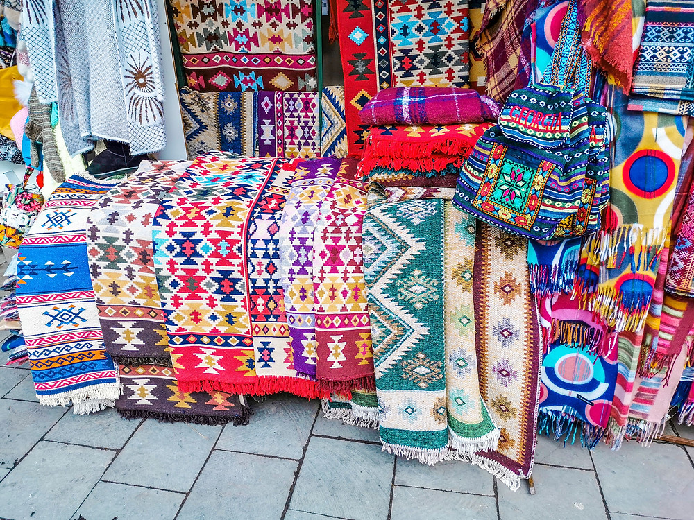 Georgian Souvenirs