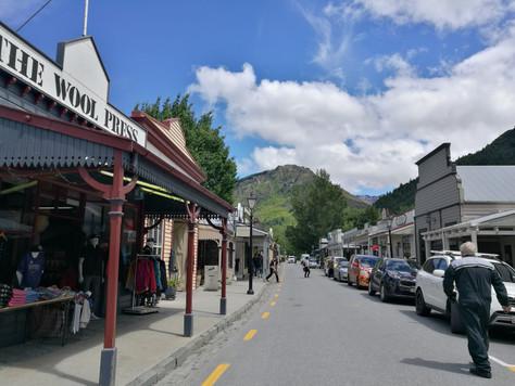 One day trip to Arrowtown. | New Zealand.