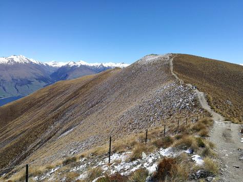 Isthmus Peak.