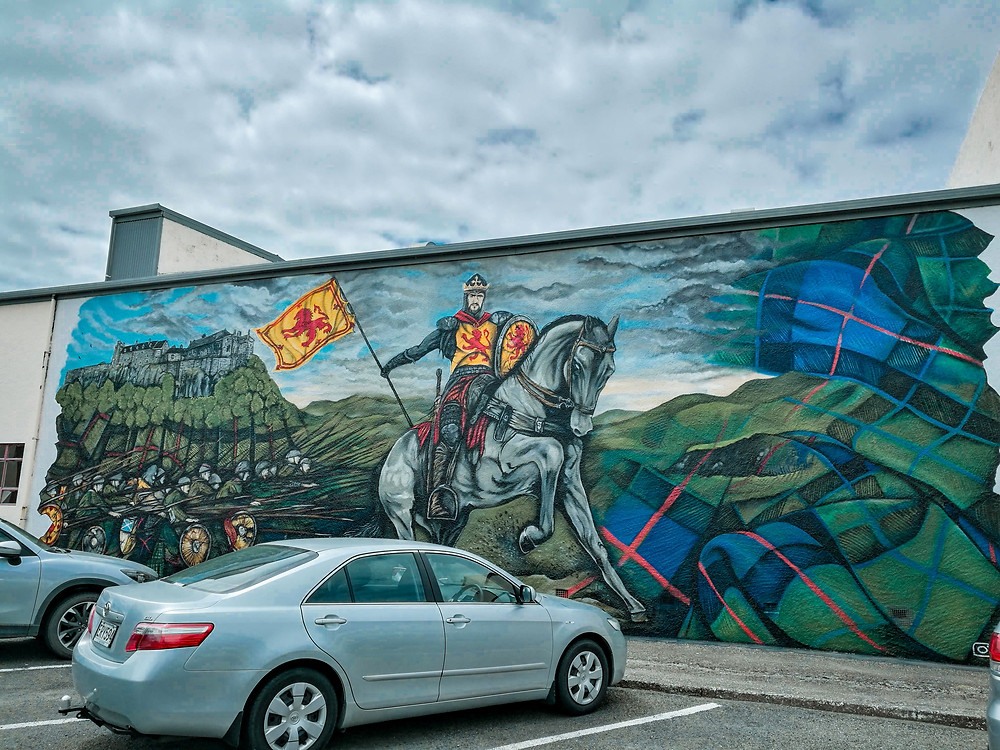 Invercargill wall art