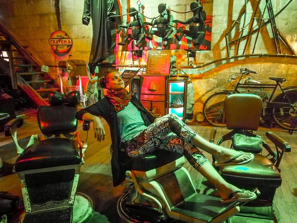 Steam Punk HQ Oamaru