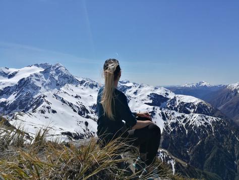 Avalanche Peak via Scotts track - why it's a must? | New Zealand. Arthurs Pass.