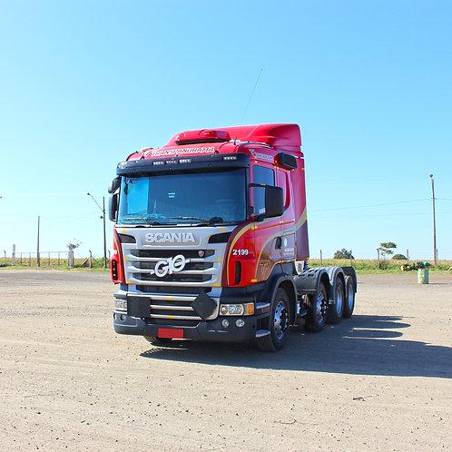 Scania R440 - 2013/13 - 8x2