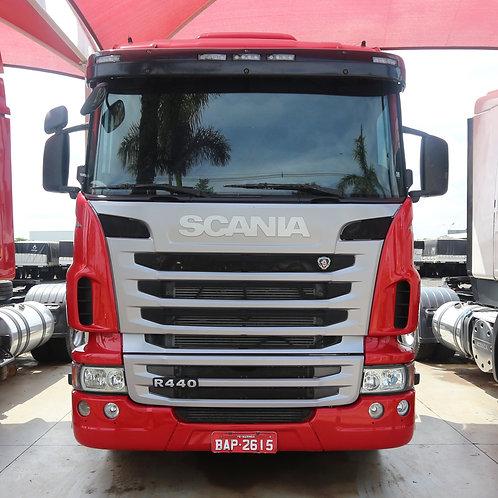 Scania R 440 - 2013/13 - 8x2 (BAP 2615)