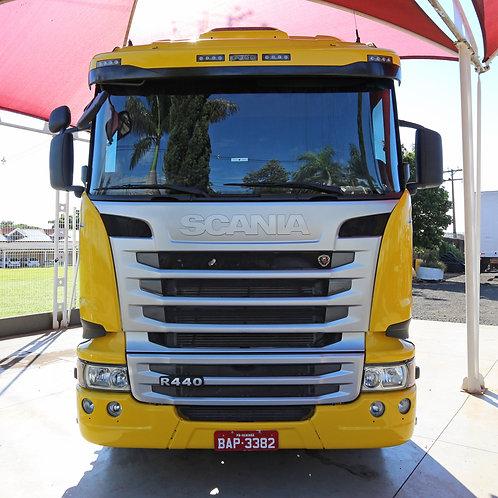 Scania R 440 - 2014/14 - 4x2 (BAP 3382)
