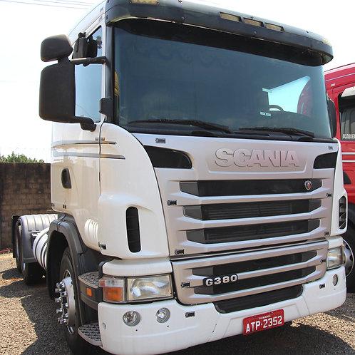 Scania G380 - 2010/10 - 6x2 (ATP 2352)