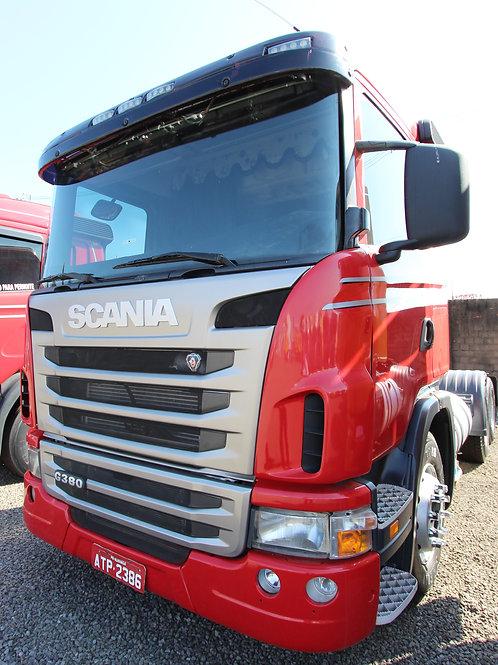Scania G380 - 2010/10 - 6x2 (ATP 2386)