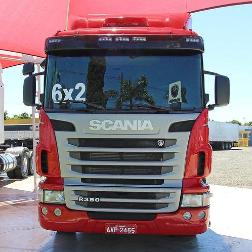 Scania R 380 - 2011/12 - 6x2 (AVP 2455)