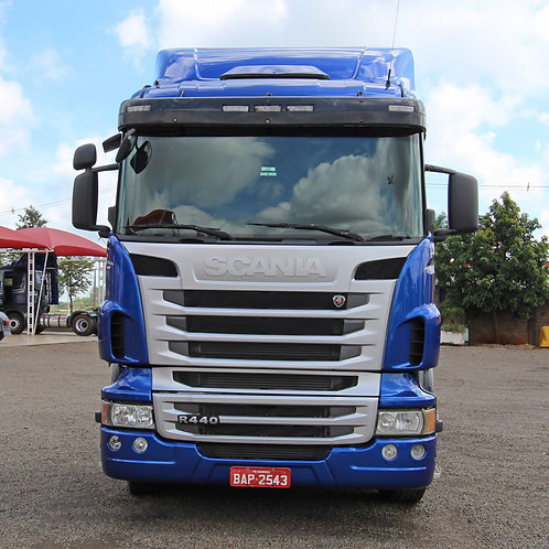 Scania R 440 - 2013/13 - 6x2 (BAP 2543)