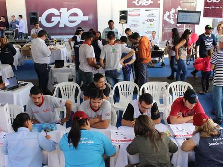Quinhentas pessoas comemoram Dia do Motorista com o G10