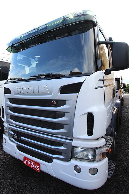 Scania G380 - 2010/11 - 6x2 (ATP 2445)