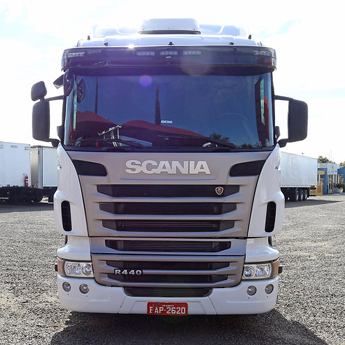 Scania R 440 - 2013/13 - 8x2 (BAP 2620)