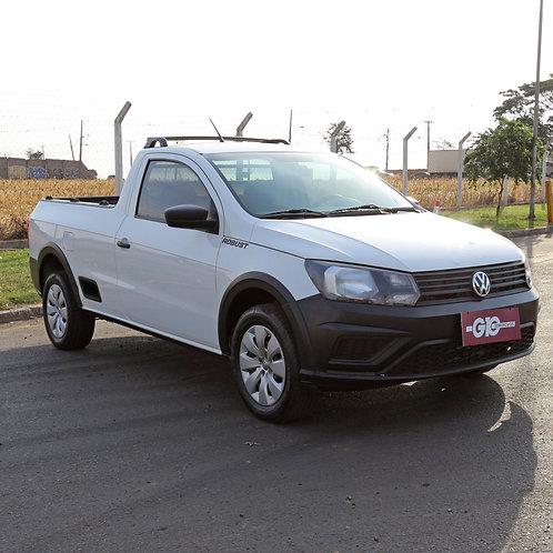 Volkswagen Saveiro - 2018/18 - Robust