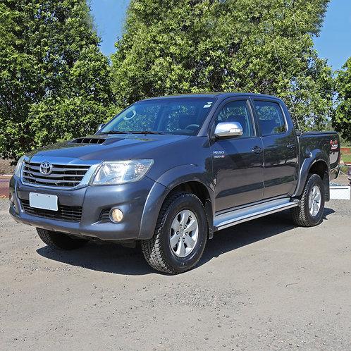 Toyota Hilux SRV - 2012/12 - Diesel