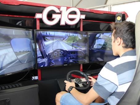 G10 participa da Semana Nacional de Trânsito em Maringá (PR)