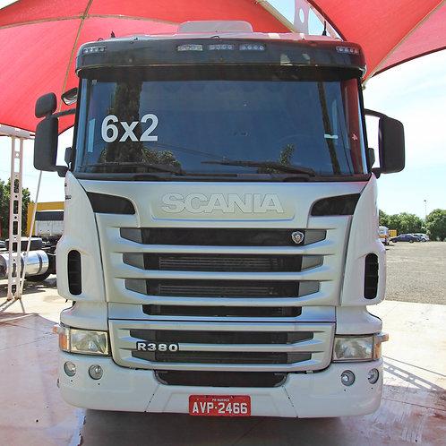 Scania R 380 - 2011/12 - 6x2 (AVP 2466)