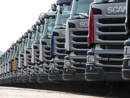 Depois da Volks, Scania e Volvo suspendem produção por pandemia e falta de peças