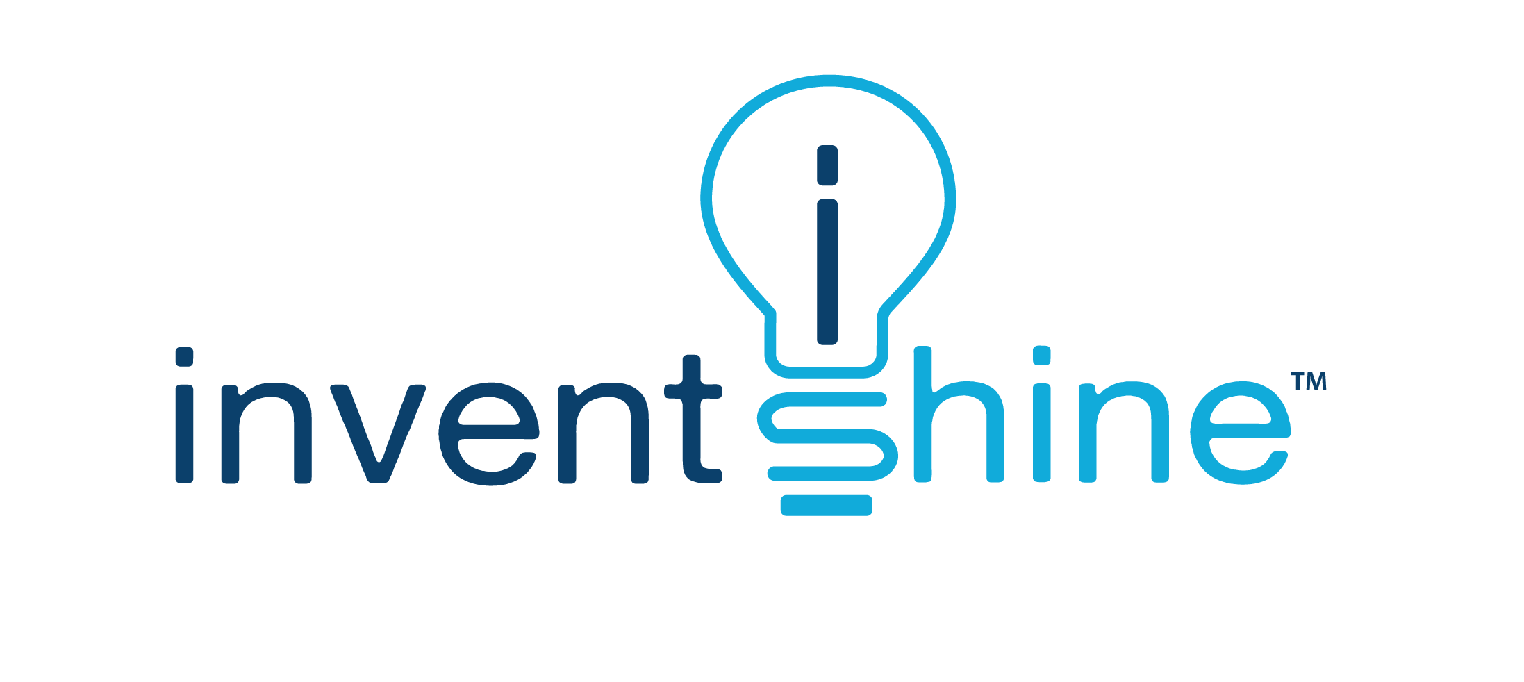 Invent Shine Bulb Logo web