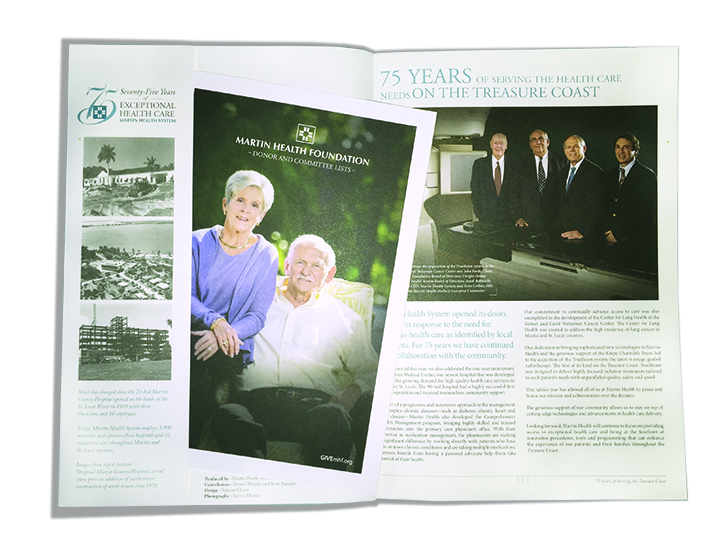 Martin Health System Annual Report
